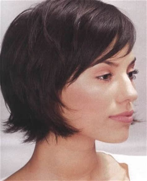 shag type hair does with hair tucked behind ears womens short hairstyles jubilee writer