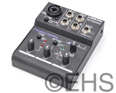 Mixer Audio Mini Murah usbmix usb 3 channel mini mixer event horizon services