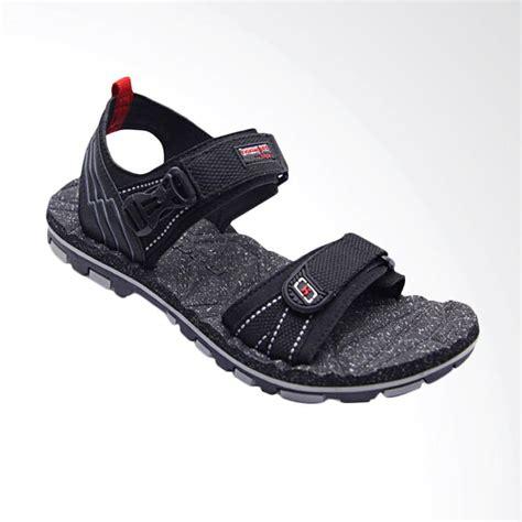 Homyped Sandal Pria Best 01 Black jual homyped merbabu sandal pria black 01 harga