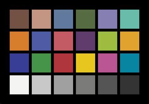 color test gardner scale color chart memes