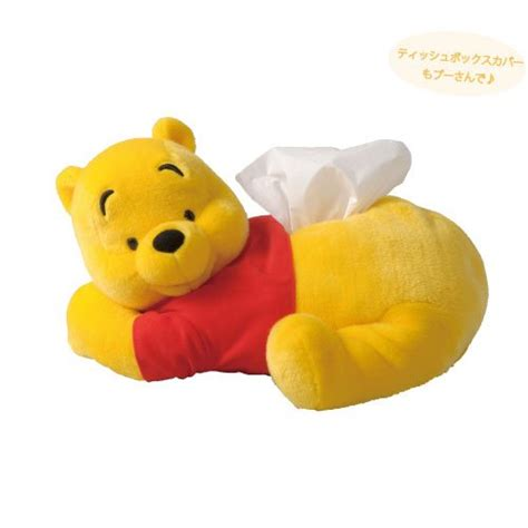 Tutup Tissue Basah Winnie The Pooh Tissue Cover 1 tissue box covers the cutest available my kawaii home