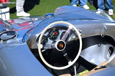 porsche spyder 1965 1955 porsche 550 rs spyder image chassis number 550 018