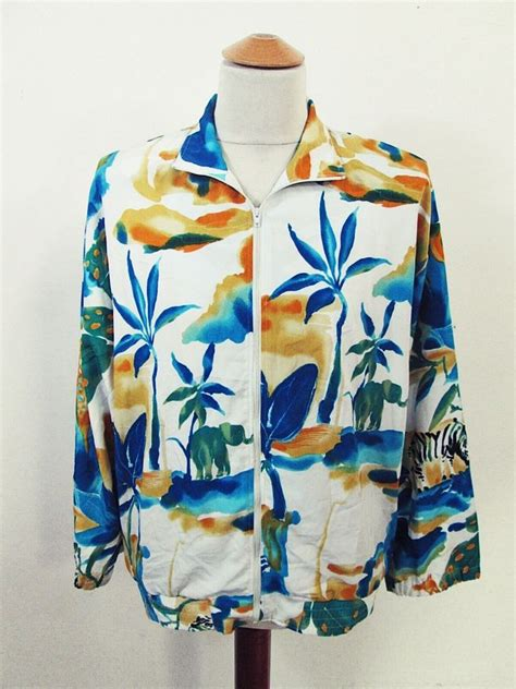 hawaiian pattern suit 77 best images about crazy pattern shellsuit jackets on