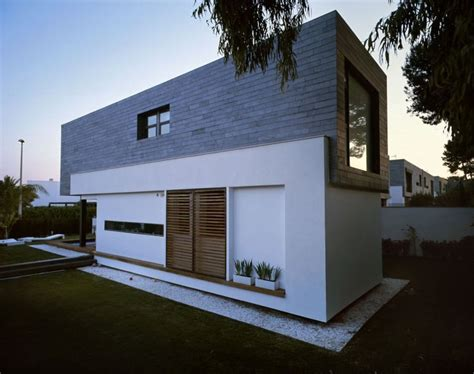 small contemporary home designs stylish semi detached homes in valencia promise
