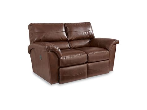 Lazy Boy Leather Sleeper Sofa Old And Vintage Brown Lazy Boy Leather Reclining Sofa