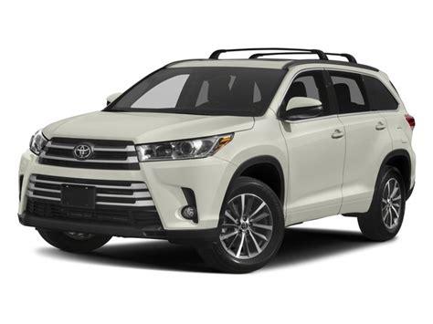 Rick Toyota New 2018 Toyota Highlander Xle Rick Hendrick Toyota