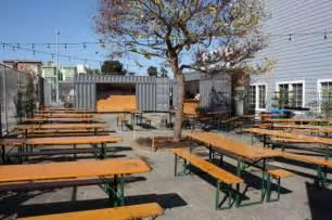 biergarten outdoor german beer garden thrillist san