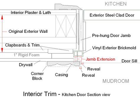 Exterior Door Jamb Extension Homeofficedecoration Exterior Door Jamb Extensions