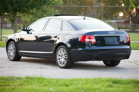 Sale A6 2007 used audi a6 quattro for sale