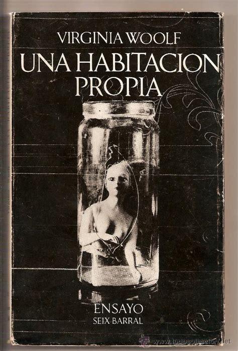 libro una habitacin propia 1967 virginia woolf una habitacion propia se comprar ensayo en todocoleccion 9700395