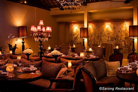 sarong restaurant  bali bali magazine