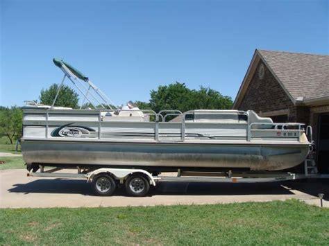 nice boats for sale nice pontoon boat for sale 95 landau 24 ft 8500
