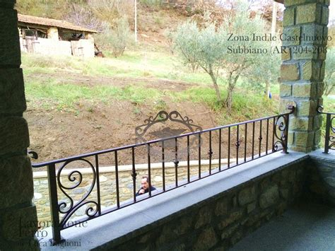 ringhiere per terrazze ringhiere terrazze lavorazione ferro