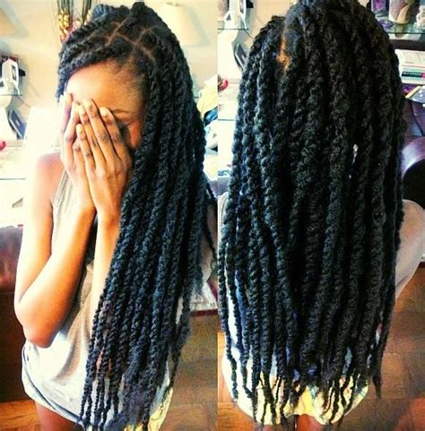 two twisted marley hair style pinterest the world s catalog of ideas