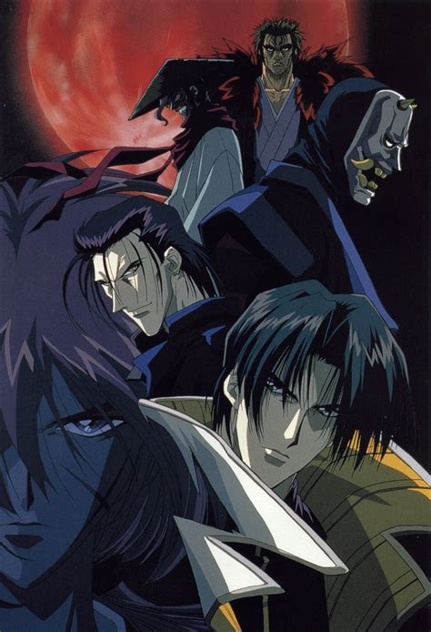 Rurouni Kenshin Vii 12 best rurouni kenshin images on rurouni kenshin anime and samurai