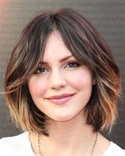 what are the best chin length wavy hairstyles 15 balayage bob haircuts bob hairstyles 2017 short