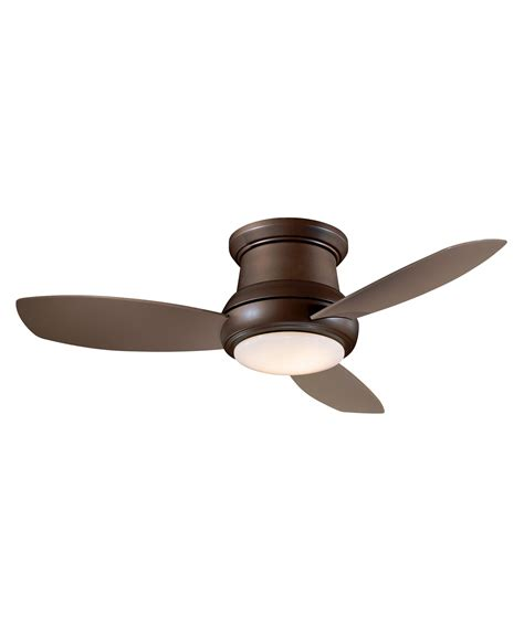52 flush mount ceiling fan flush ceiling fans with lights iron blog