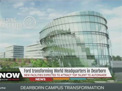 ford headquarters ford cus vision