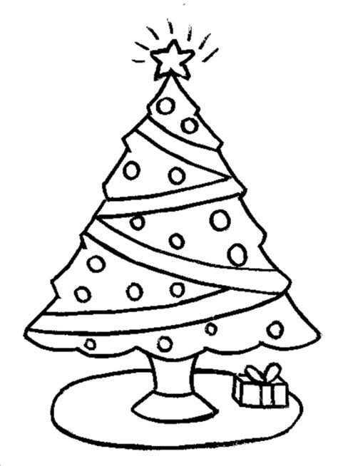 present coloring page printable printable christmas coloring pages coloring ville