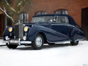 Rolls Royce 1950s 1950 Rolls Royce Silver Photos Informations