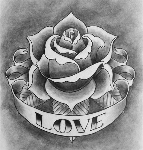 black and white rose tattoo designs by cubistpanther on deviantart
