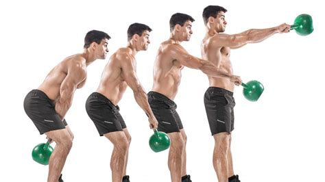 kettlebell swing kettlebell exercises for beginners