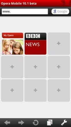 opera mobile 10 1 opera releases beta of opera mobile 10 1 for s60 phones