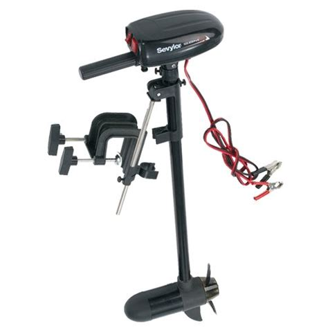 electric boat orientation sevylor electric trolling motor for small boats outdoor