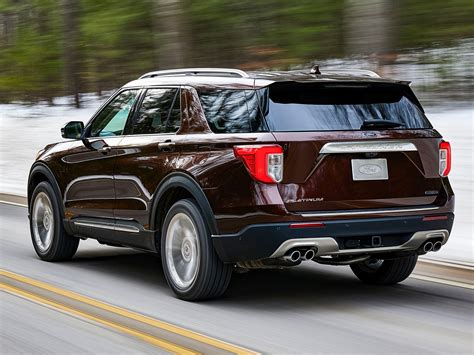 When Is The 2020 Ford Explorer Release Date by 2020 Ford Explorer Info Specs Wiki