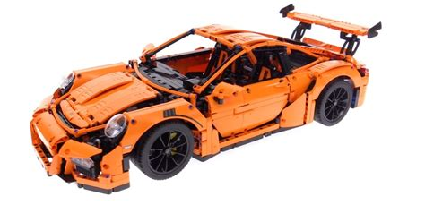 Porsche Lego Technic by Lego Technic Porsche 911 Gt3 Rs Video Review 42056