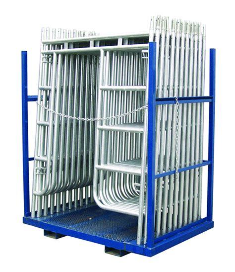 Scaffold Rack by Stackable Scaffolds Storage Rack R 75n