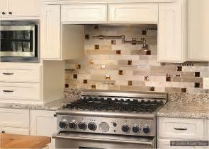 pics photos beige kitchen cabinets subway travertine