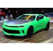 2017 Chevrolet Camaro 1LE First Look Review  Motor Trend