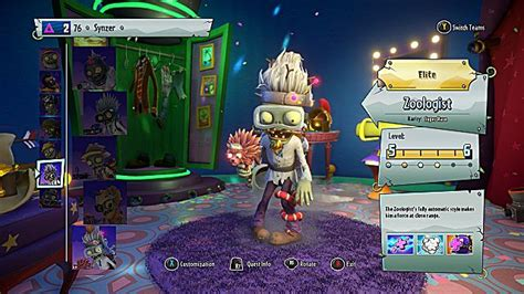 plants  zombies garden warfare  scientist class guide