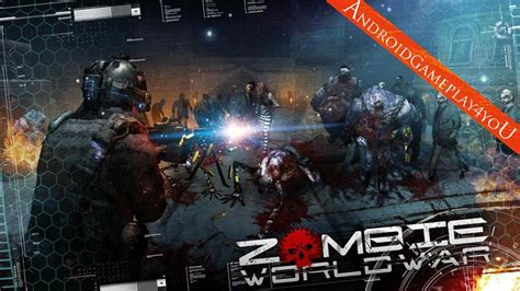 mod game zombie world war zombie world war android hd gameplay game for kids youtube