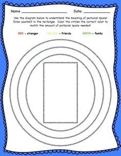 Pdf Personal Space C By Cook by Personal Space C Respecting Others Personal Space