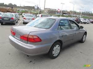 signet silver metallic 2000 honda accord lx v6 sedan