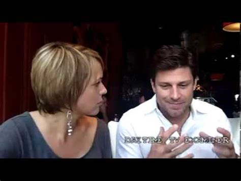 greg vaughan and arianne zucker days of our lives greg vaughan eric and arianne zuck