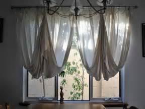 Dining room creative curtain ideas creative curtain ideas for windows