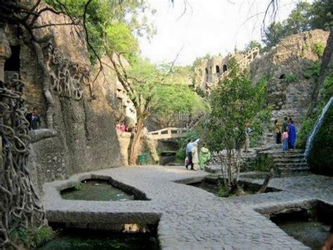 Garden Accessories In Chandigarh The Rock Garden Of Chandigarh Xcitefun Net