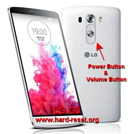 factory reset lg g3 how to easily master format lg g3 d855 d850 d851