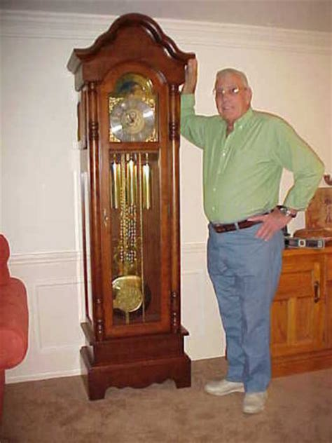 woodwork grandmother clock plans  plans