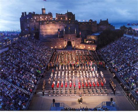 edinburgh tattoo edinburgh