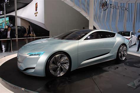 buick riviera concept buick riviera concept hits the floor in shanghai autoblog
