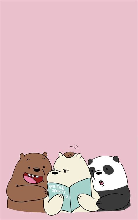 We Bare Bears Grizzly Iphone All Hp pin by andrea gene durante on we bare bears phone walpaper bare bears