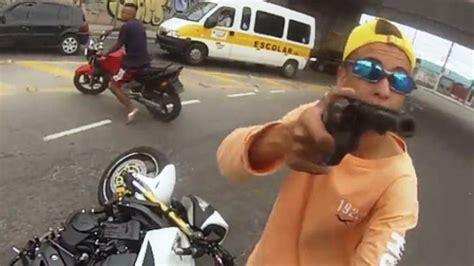 Lu Tembak Untuk Sepeda Motor suerrr ibukota ri jakarta mulai diteror geng motor