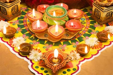 Diwali Decoration Ideas At Home Diwali Decor Ideas For Home Fashion In India Threads