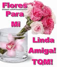 imagenes de flores para un amigo lindas im 225 genes de amor con rosas para una amiga