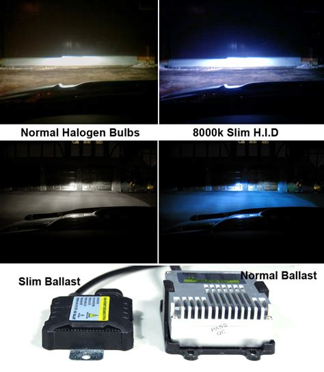 Led Hid for 99 04 f250 350 450 550 halo led projector headlights 8000k xenon hid kit ebay