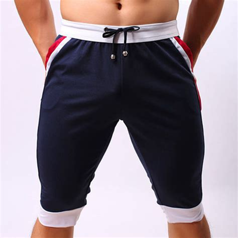 Sports Drawstring Sweatpants pro fitness jogger running sweatpants men s casual